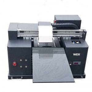 2018 ម៉ាស៊ីនបោះពុម្ពឌីសថលថោកបំផុតសម្រាប់អាវយឺតផ្ទាល់ខ្លួនប្ដូរតាមបំណង WER-E1080T